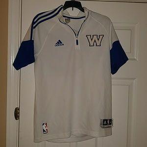Adidas Golden State Warriors Warm up shirt